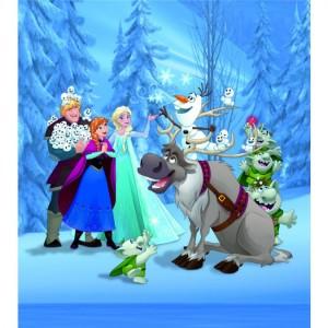 Jégvarázs Frozen poszter